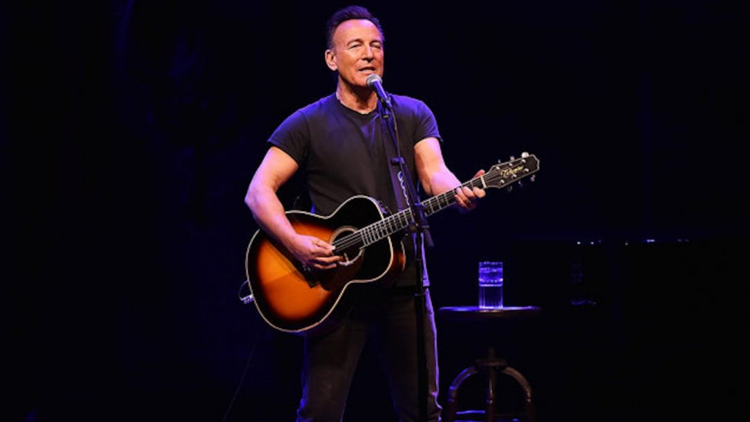 Bruce Springsteen: il suo Springsteen on Broadway sarà su Netflix