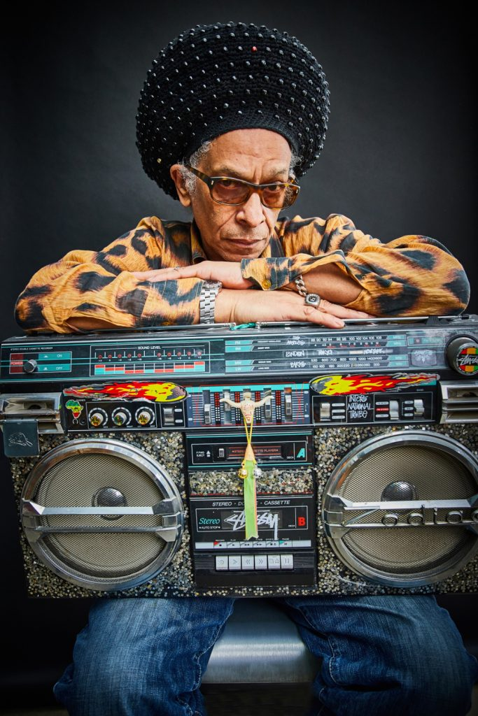 Don Letts (foto di Paul Crowther) - Trojan