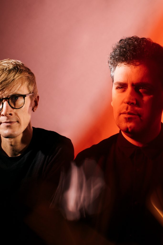 "Simian Mobile Disco, ""Murmurations"""
