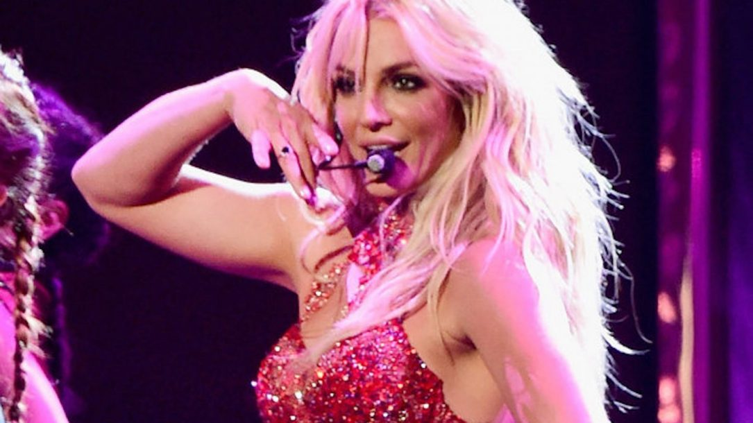 Britney Spears parte con il suo Piece of Me Tour