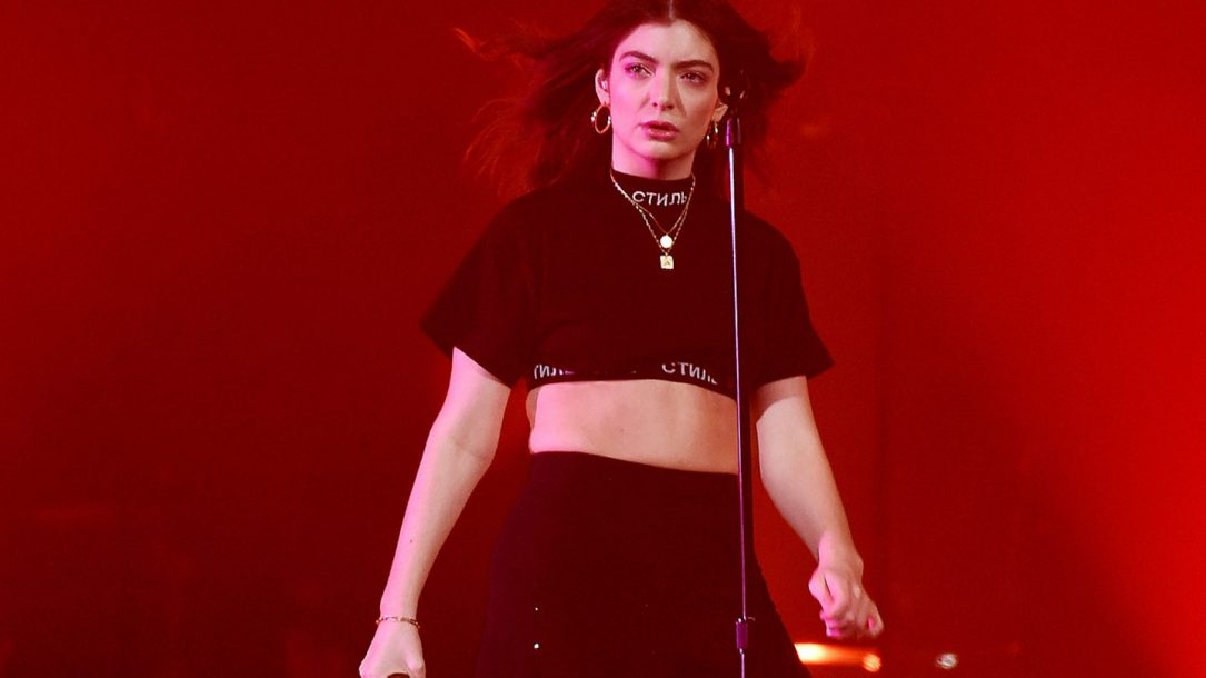 Lorde live nel 2018
