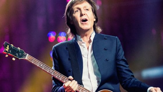 Paul McCartney è stato intervistato da Howard Stern per SiriusXm Radio
