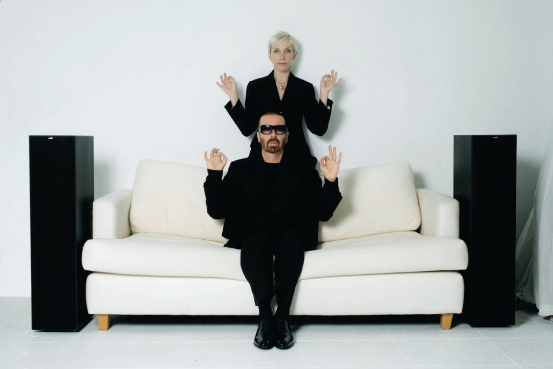 Eurythmics - 4