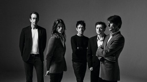 Suede by Dean Chalkley press shoot
