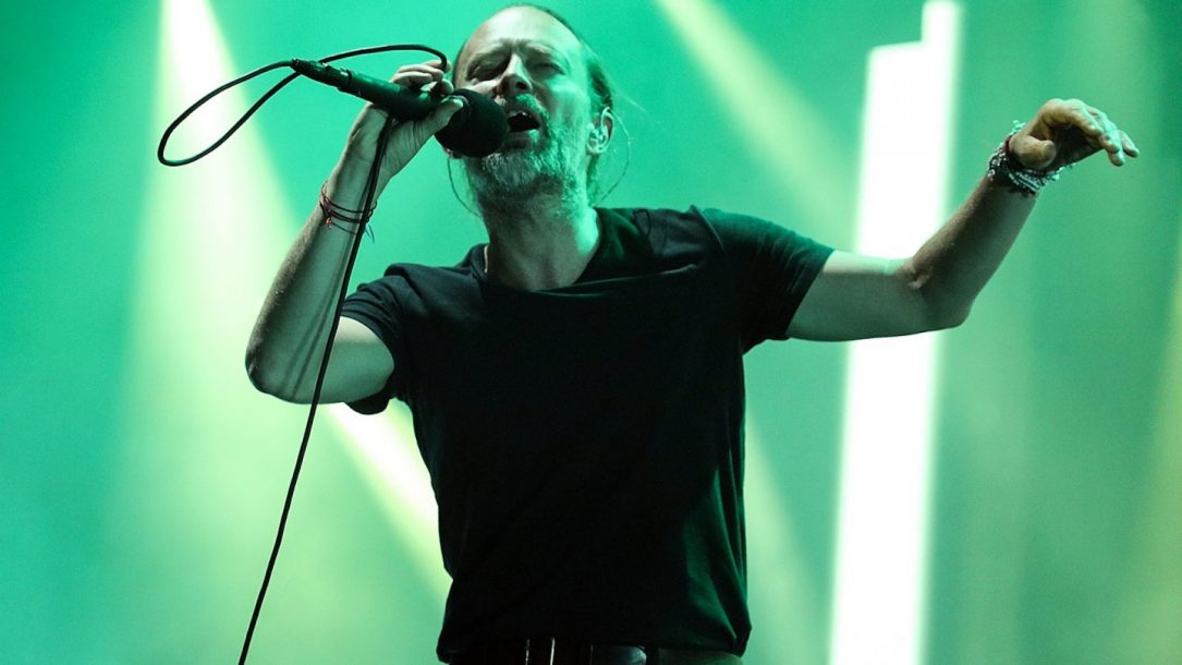 Thom Yorke ha pubblicato il brano Hands Off The Antarctic