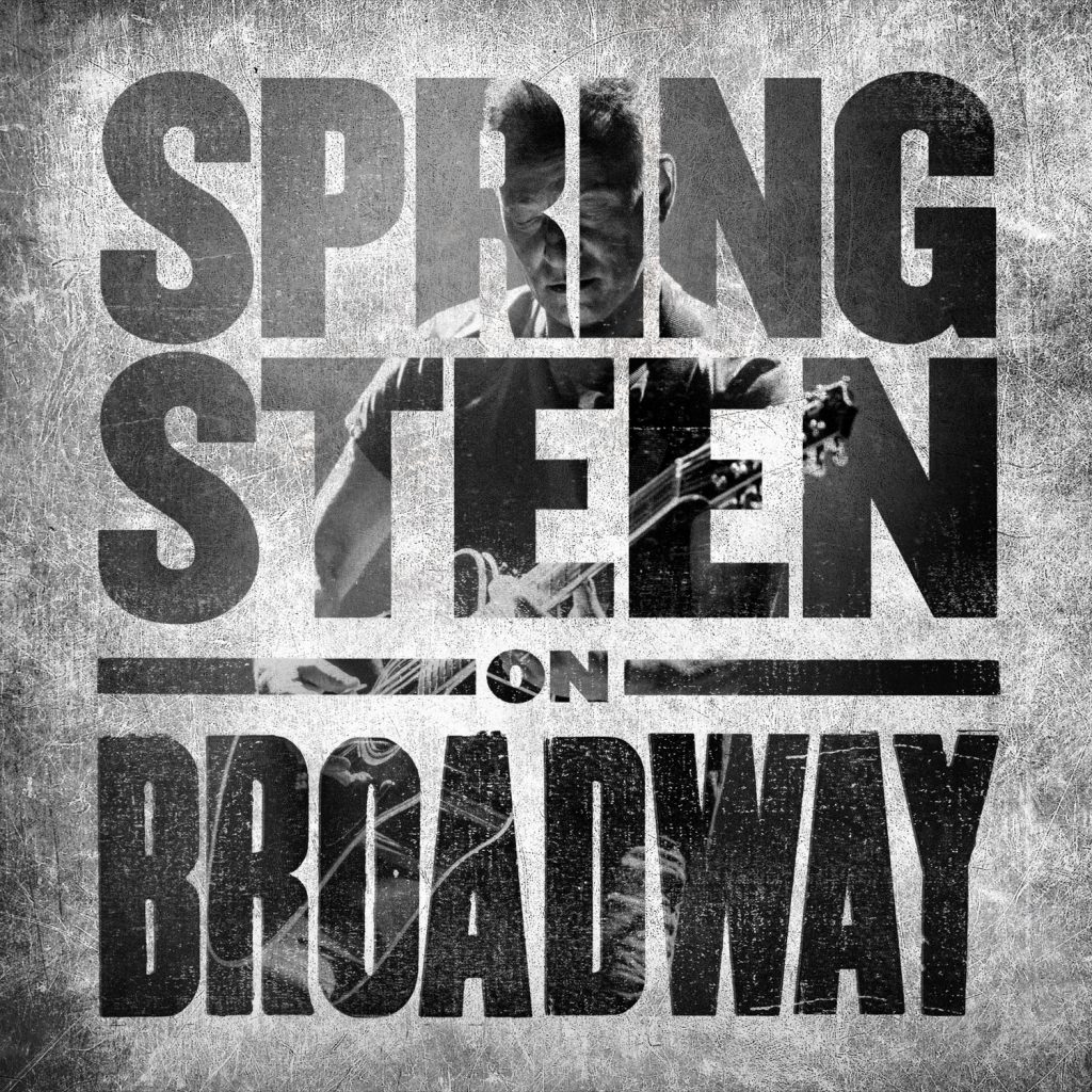 Springsteen on Broadway - cover