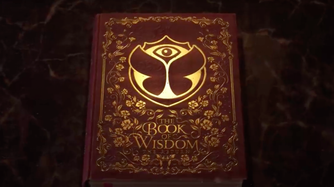 The Book of Wisdom The Return è il tema del Tomorrowland 2019