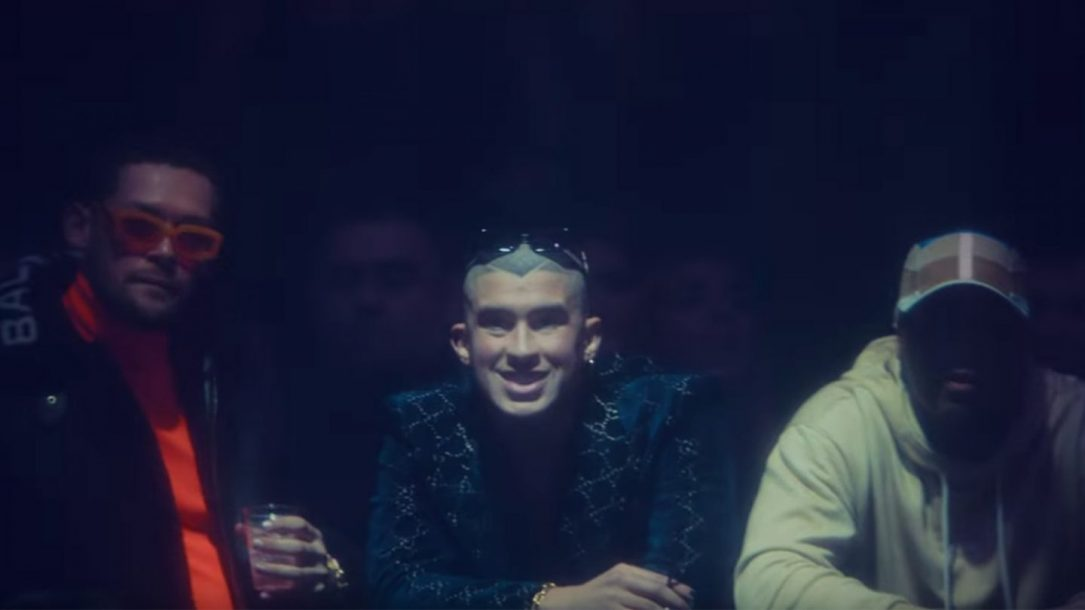 Bad Bunny parla di violenza domestica nel video di Solo De Mi