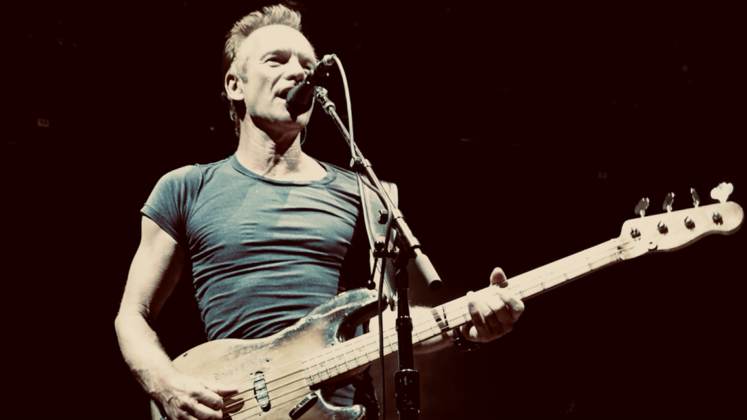 My Songs di Sting: due date in Italia nel nuovo tour europeo