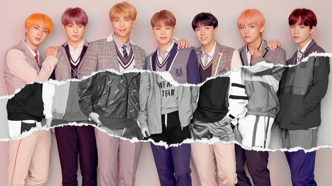 I BTS lanciano il loro primo libro The Notes 1
