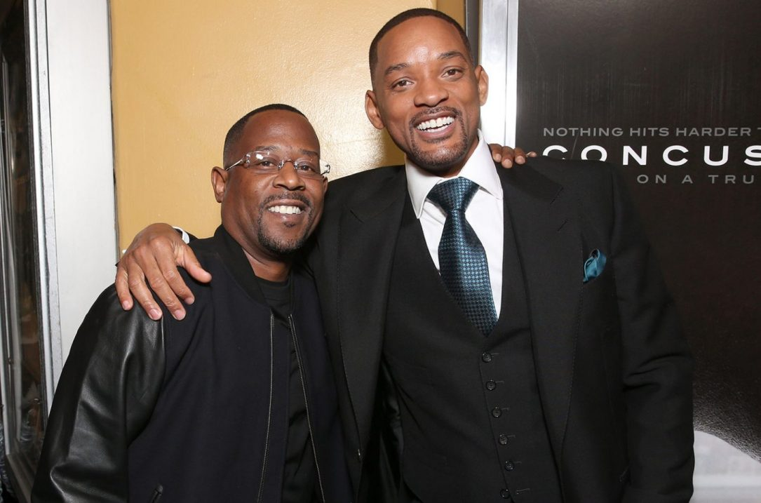 Will Smith e Martin Lawrence - Bad Boys 3 - Todd Williamson/Getty Images