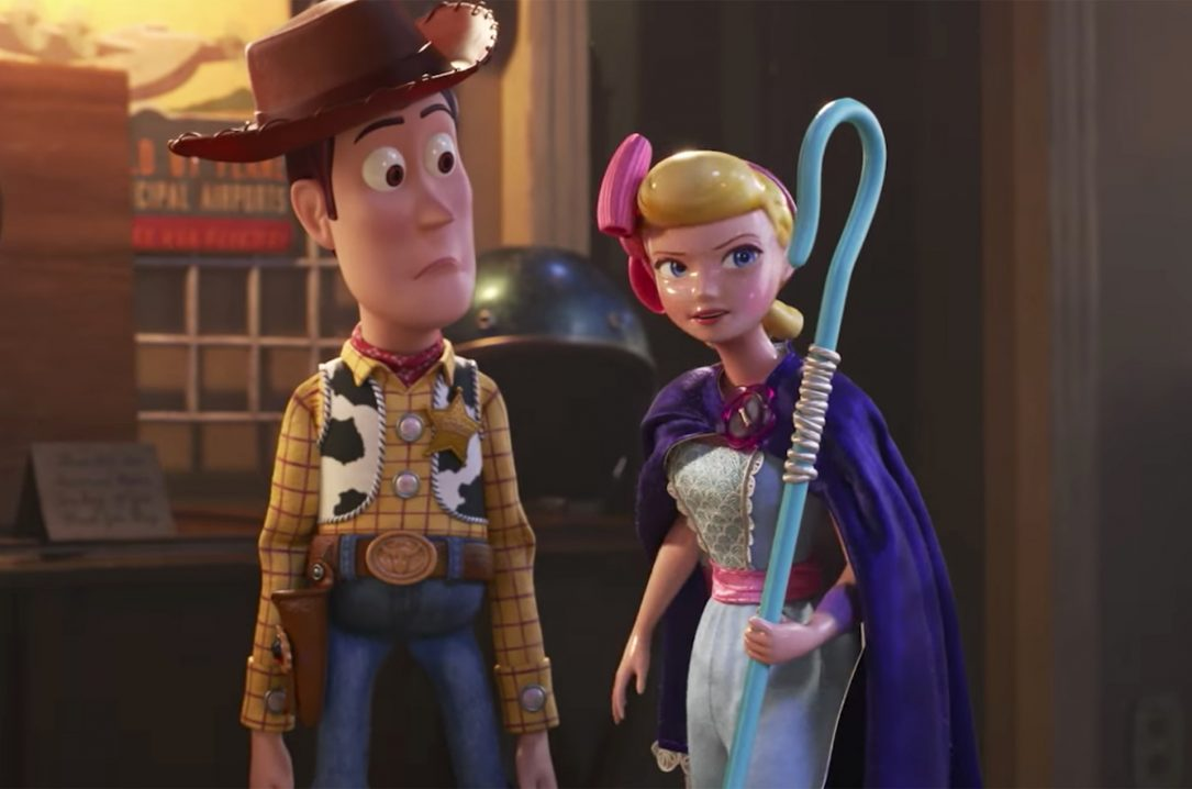 Nel trailer di Toy Story 4 c'è anche God Only Knows dei Beach Boys