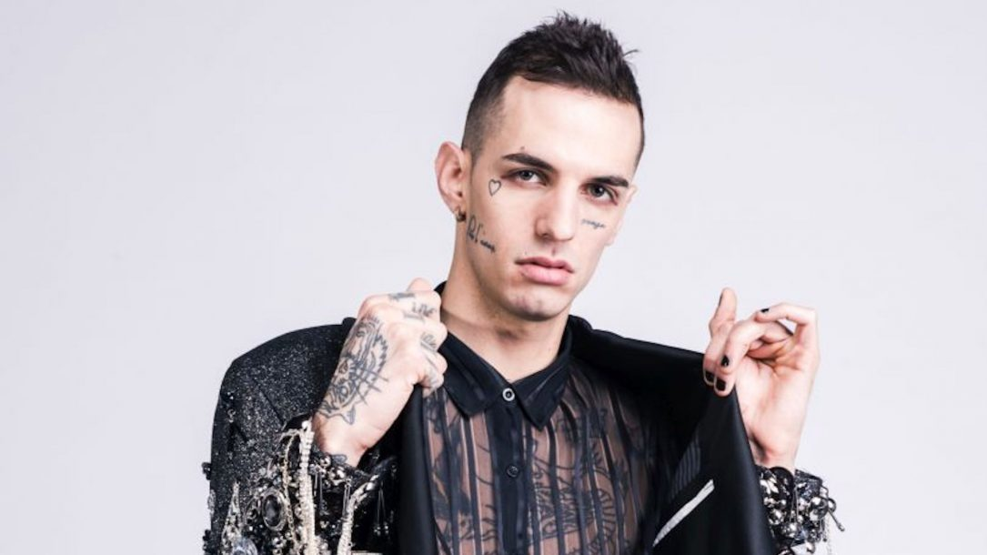 Achille Lauro: guarda il video di C'est la Vie