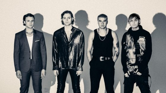 5 Seconds of Summer - Easier - foto di Dusty Kessler