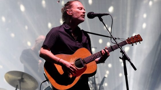 Radiohead, Kevin Winter/Getty Images for Coachella