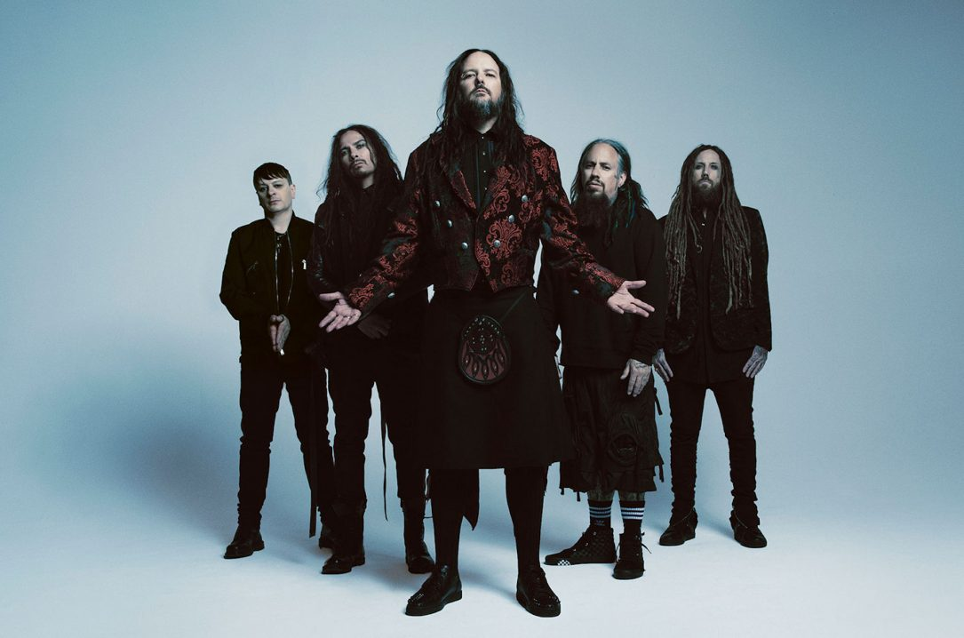 Il nuovo album dei Korn è The Nothing
