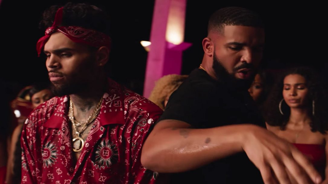 Avete visto la battle tra Chris Brown e Drake nel video di No Guidance?