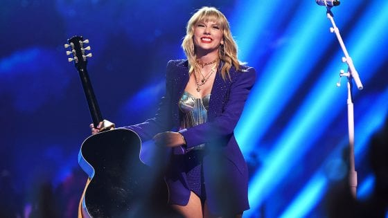 Taylor Swift presenta il documentario Miss Americana