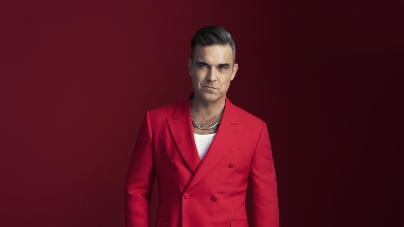 The Christmas Present il primo album di Natale di Robbie Williams