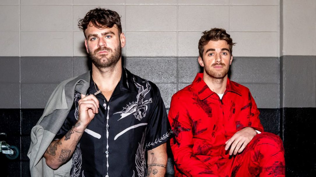 The Chainsmokers e Blink 182: ascolta P.S. I Hope You're Happy