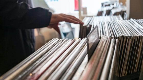 I dati di vendita dei vinili con il Black Friday del Record Store Day 2019