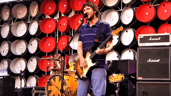John Frusciante - Red Hot Chili Peppers