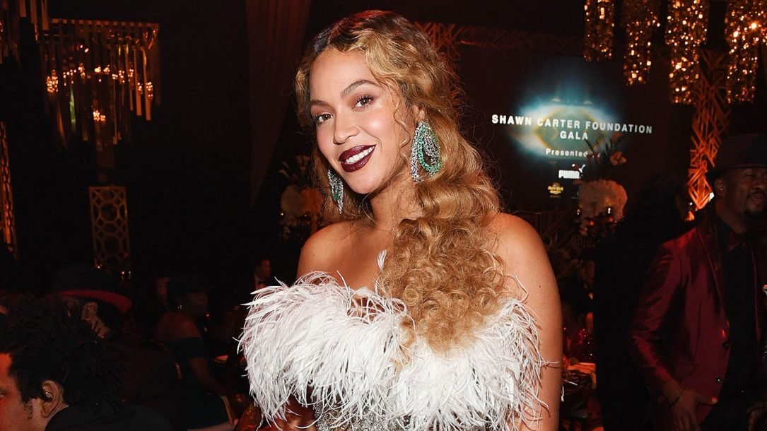 Beyonce al Shawn Carter Foundation Gala il 16 novembre scorso,Kevin Mazur/Getty Images for Shawn Carter Foundation