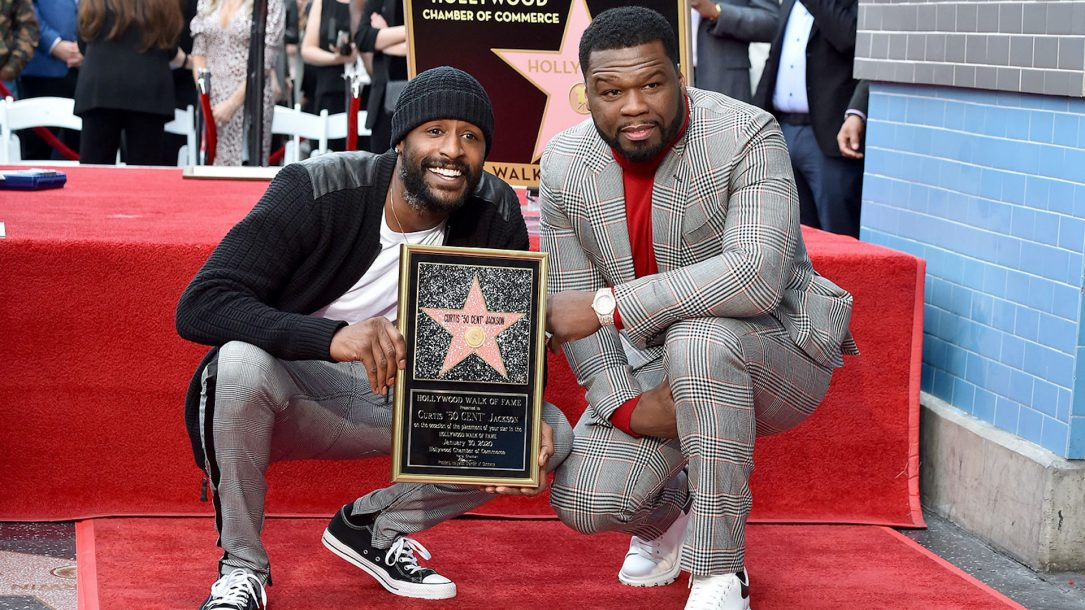 Da 50 Cent a Pitbull: i 9 rapper nella Walk of Fame di Hollywood