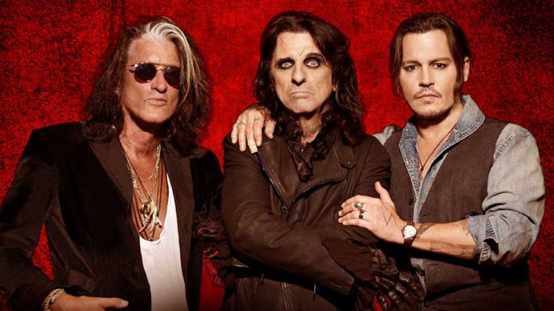 Hollywood Vampires: anticipata la data a Milano