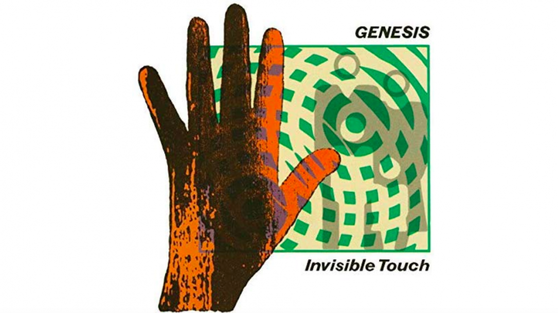 La cover di Invisible Touch dei Genesis