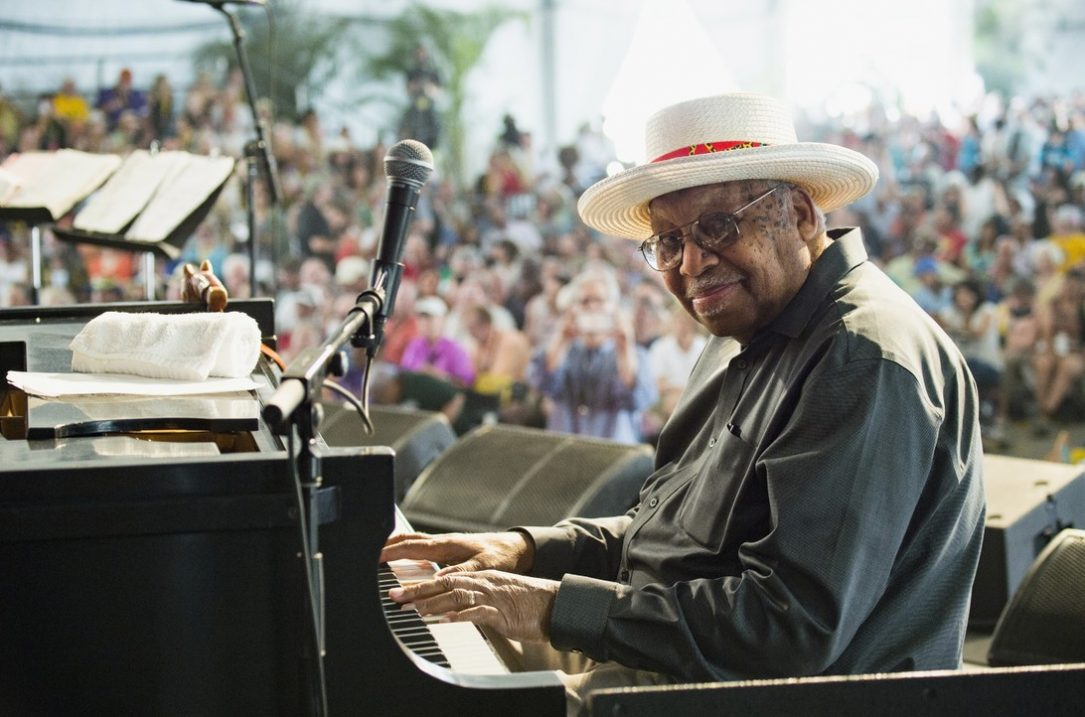 Ellis Marsalis. Photo by Erika Goldring/Getty Images