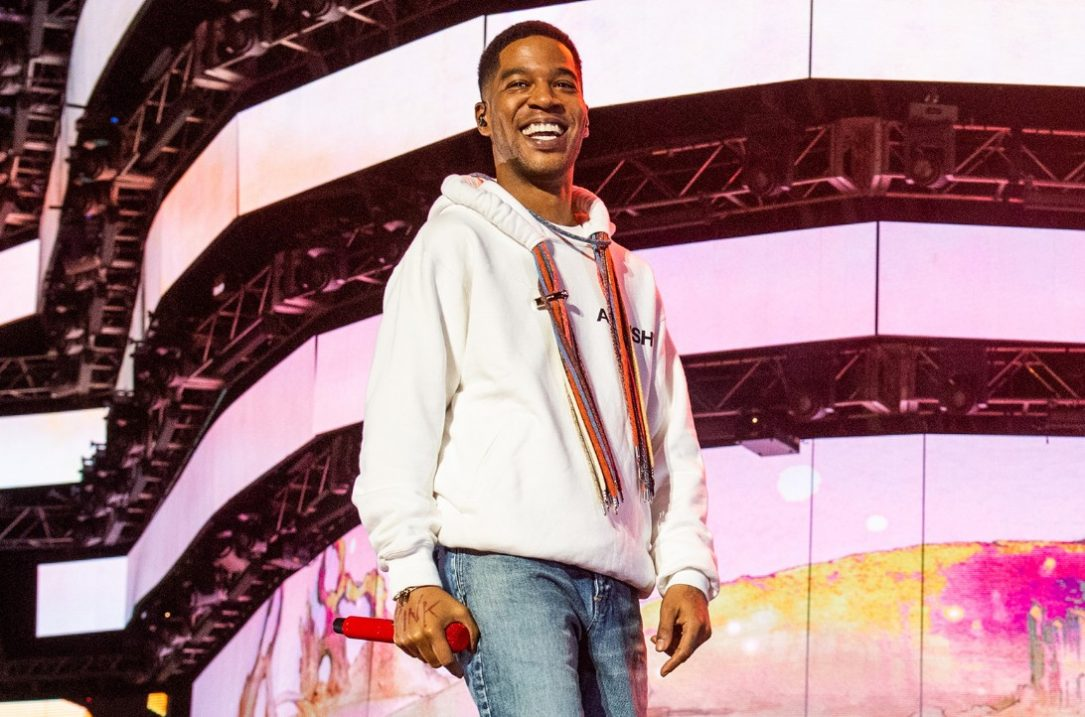 Kid Cudi si esibisce durante il Coachella Festival il 20 aprile 2019 a Indio, California (Photo by Timothy Norris/Getty Images for Coachella)