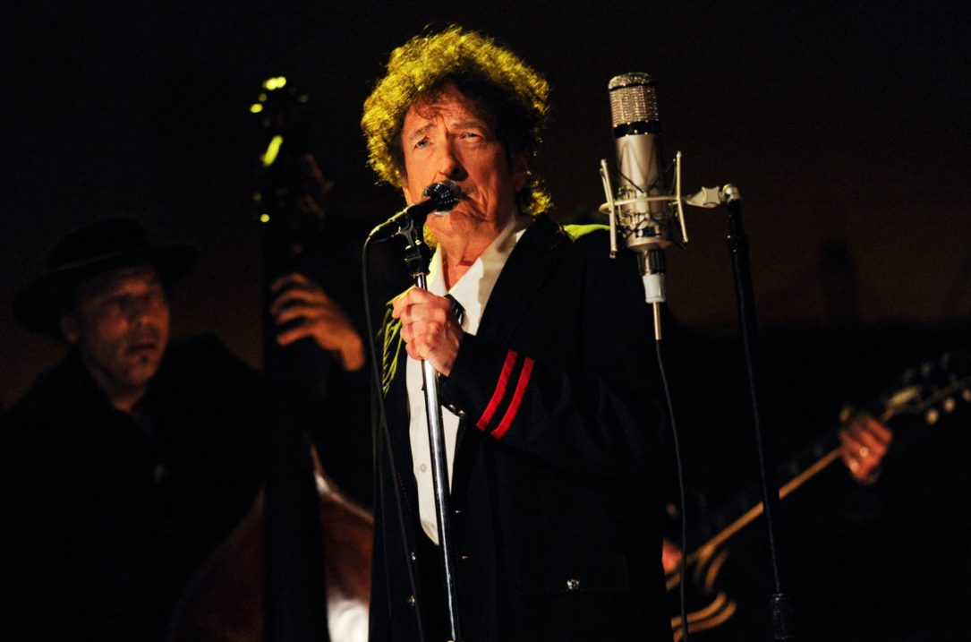 Bob Dylan nel 2015, Jeffrey R. Staab/CBS via Getty Images