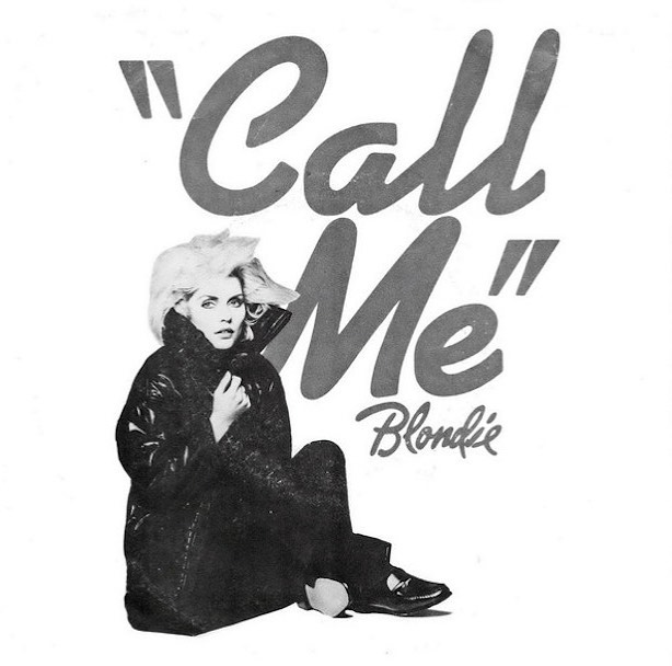 La cover di Call Me dei Blondie