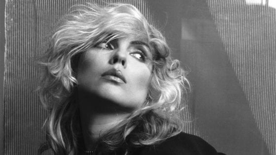 Debbie Harry, foto di Mick Rock