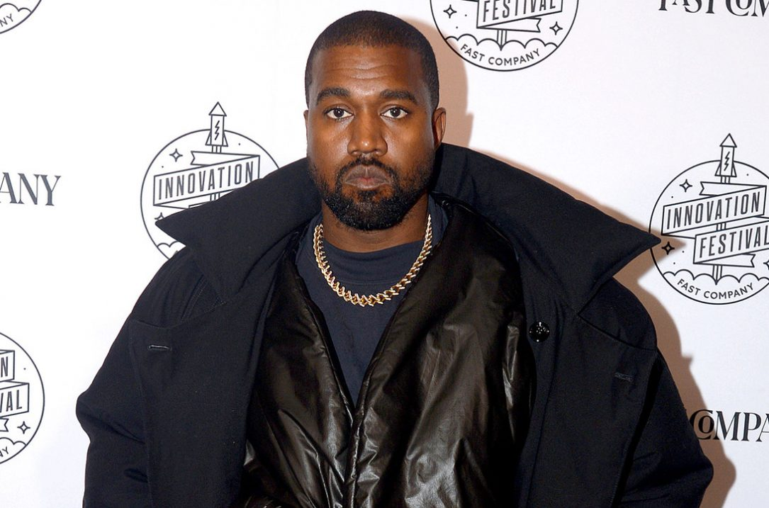 Kanye West al Fast Company Innovation Festival nel novembre 2019, Brad Barket/Getty Images for Fast Company