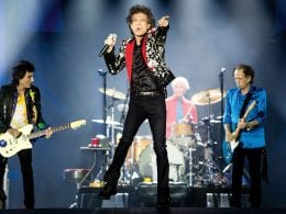 The Rolling Stones, Rich Fury/Getty Images