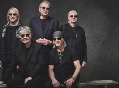 Deep Purple - Whoosh - intervista