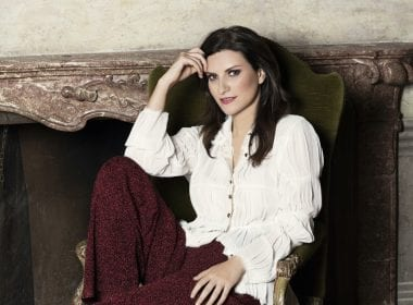 Laura Pausini - ph Julian Hargreaves