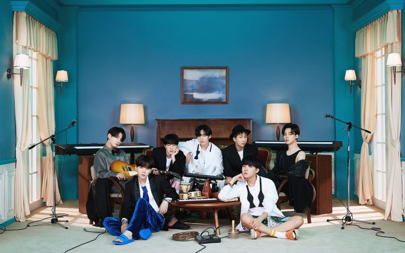 BTS, foto Big Hit Entertainment