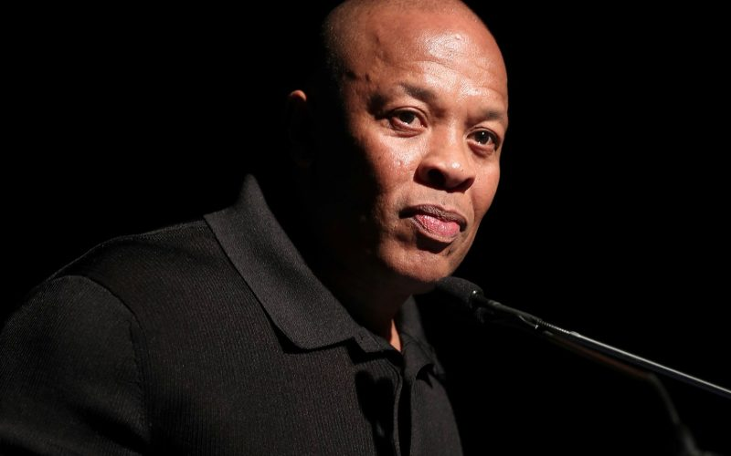Dr Dre / Rich Fury/Getty Images for The Recording Academy