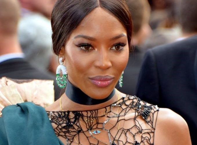 Naomi Campbell a Cannes nel 2018, foto di Georges Biard flickr.com CC BY-SA 4.0