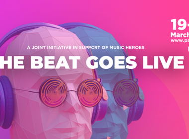 The Beat Goes Live