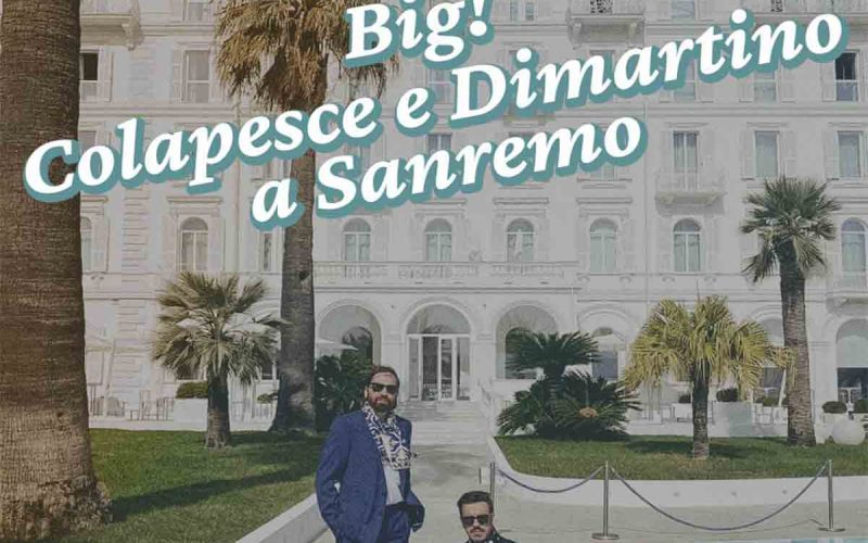 colapesce e dimartino podcast