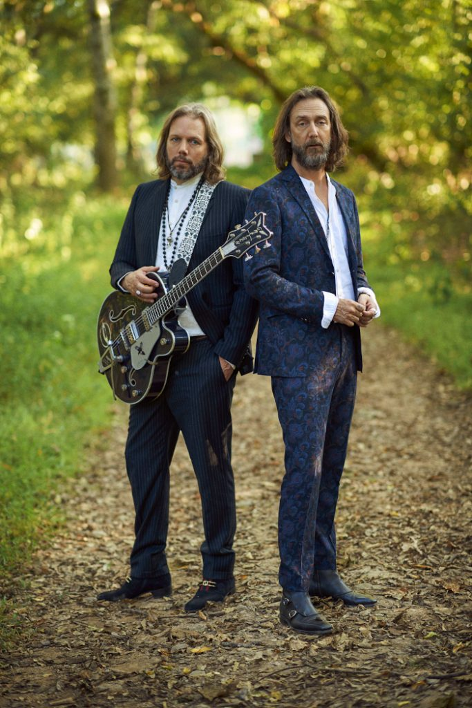 The Black Crowes - intervista - 1