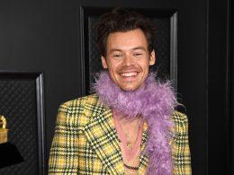 Harry Styles, Kevin Mazur/Getty Images for The Recording Academy