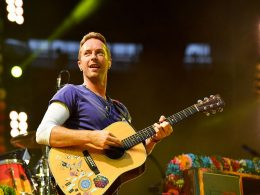 Coldplay Higher Power
