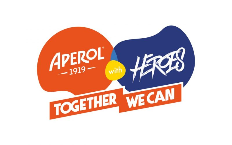 Aperol With Heroes. Foto: ufficio stampa
