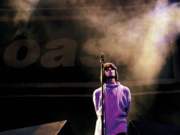 Liam Gallagher Oasis