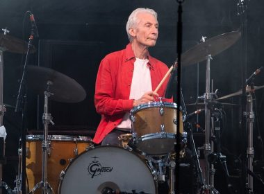 Charlie Watts. Foto George Pimentel/Getty Images